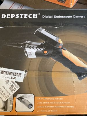 Depstech Digital Endoscope Camera for Sale in Pacoima, CA