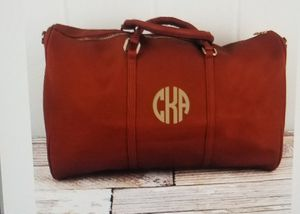 Leather duffle bag for Sale in St. Louis, MO