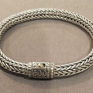Unisex Solid Silver Bracelet for Sale in Arlington, VA