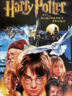 Harry Potter And The Sorcer's Stone DVD for Sale in Houston,  TX