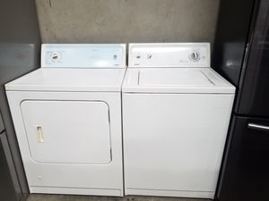 KENMORE WASHER & GAS DRYER HEAVY DUTY SUPER CAPACITY SET🏡DELIVERY SAME DAY#! for Sale in Dana Point, CA