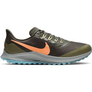 New Nike Air Zoom Pegasus 36 Trail Sequoia Mens Running Shoes Sz 10.5 AR5677-303 for Sale in Sacramento, CA
