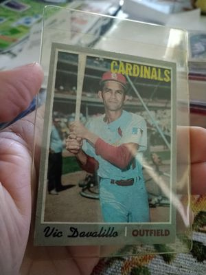 1970 Topps St. Louis Cardinals Baseball Cards Lot for Sale in Port Richey, FL