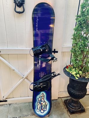 162 cm Dave Lee Lib Technology snowboard, bindings and bag for Sale in Alexandria, VA