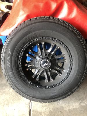 Rims and tires for Sale in Columbus, OH