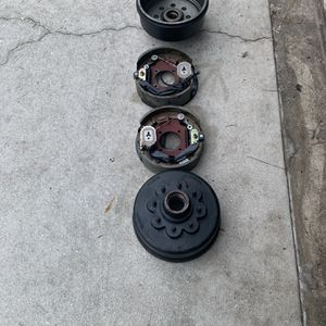 8000 Lb Trailer Axle Brakes for Sale in Lehigh Acres, FL