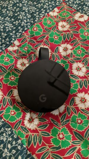 Chromecast ultra for Sale in New York, NY