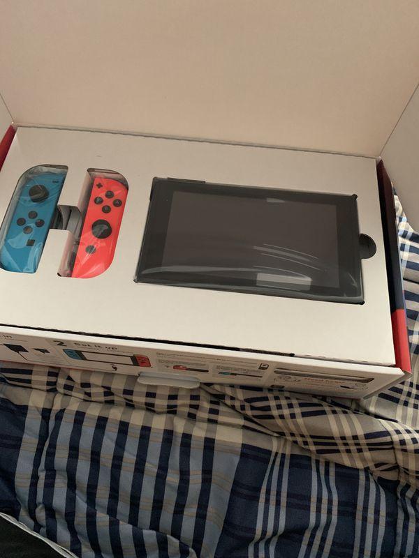 Nintendo switch console brand new
