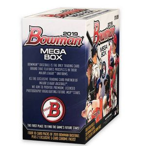 2019 Bowman Baseball mega box - Target exclusive for Sale in Silver Spring, MD