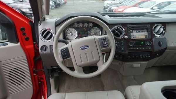 2008 Ford Super Duty F-350 SRW