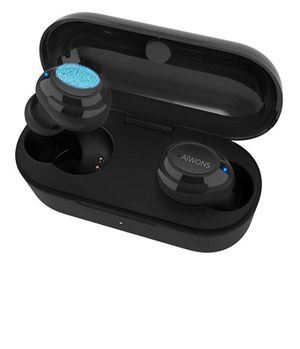 Wireless Earbuds Bluetooth 5.0 Touch Control Stereo Hi-Fi Sound IPX5 Waterproof 16H Playtime with Charging Case new Sealed for Sale in Silver Spring, MD