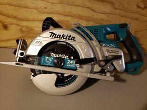 "36v cordless 7 1/4"" Makita circular saw for Sale in VLG WELLINGTN, FL"