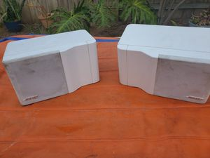 Bose Lifestyle II Bookshelf Speakers for Sale in Oceanside, CA