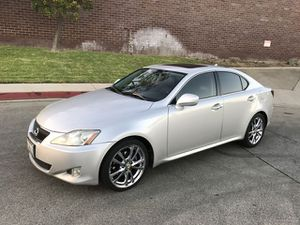2007 Lexus IS for Sale in Upland, CA