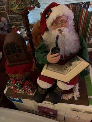 Animated Santa for Sale in Shamong, NJ