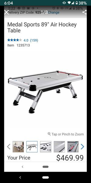 Premium Costco air hockey table for Sale in San Diego, CA