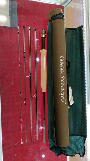 New Cabela's Stoaway6 Fishing Pole for Sale in Scottsdale, AZ