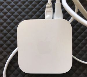 Apple airport router for Sale in Seattle, WA