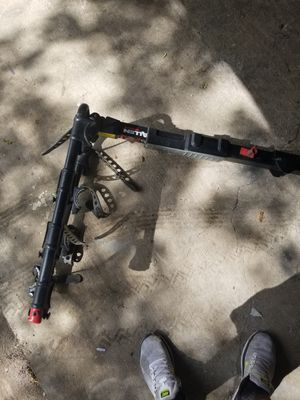 Hitch bike rack for Sale in Watauga, TX