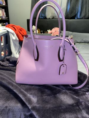 kate spade ♠️ Eva Satchel - Mauve for Sale in St. Peters, MO