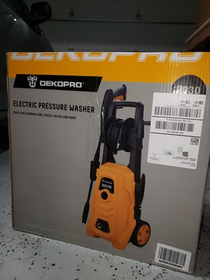 Pressure Washer - New - 2030 PSI - firm price for Sale in Gilroy, CA