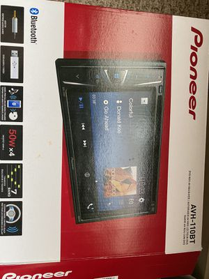 Pioneer touchscreen head unit for Sale in Lancaster, PA