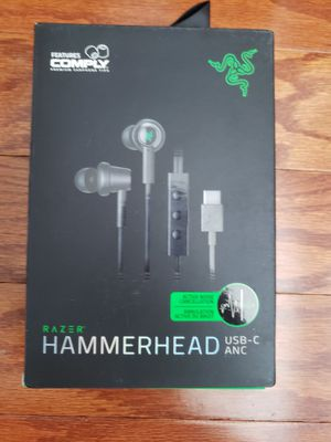 Razer Hammerhead usb-c ANC for Sale in Land O Lakes, FL
