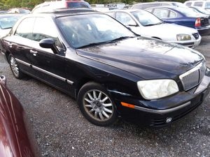 2005 Hyundai XG350L 170k Fully Loaded Black on Black for Sale in Bowie, MD