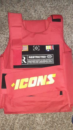 Icon vest for Sale in Jonesboro, GA