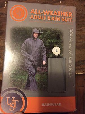 Rain suit large for Sale in Grosse Pointe Park, MI