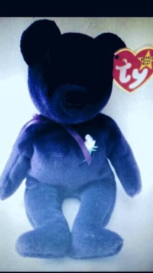Princess Diana Ty Beanie Baby 5th Edition for Sale in Fort Worth, TX