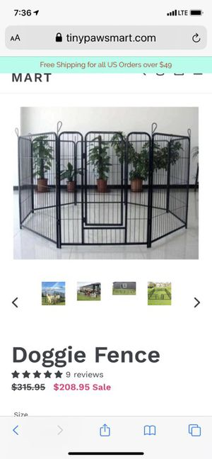 Dog Fence - 2 Sets New In Box for Sale in Elizabethville, PA