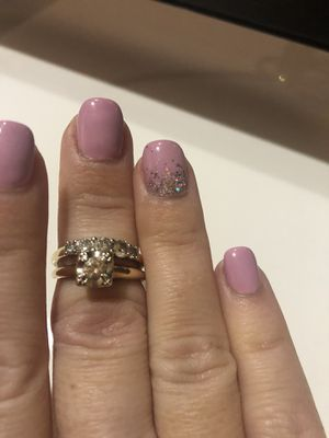 14 kt gold wedding ring for Sale in Cape Coral, FL