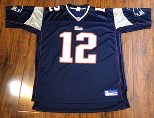 Tom Brady Patriots Jersey Reebok XXL for Sale in Burbank, CA