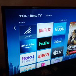 32' TCL ROKU SMART TV for Sale in Miami, FL