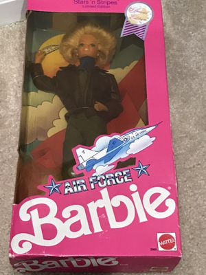 Set of 4 Stars and Stripes Barbies for Sale in Westland, MI
