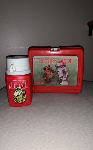 1983 LFL Star Wars Return of the Jedi Lunchbox for Sale in Gilbert, AZ