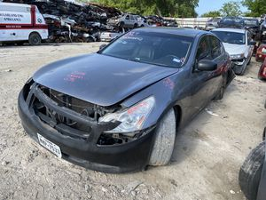 2008 Infiniti G35 for parts! for Sale in Houston, TX