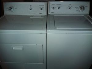 (Free Delivery) Kenmore Washer and Dryer for Sale in Conway, SC