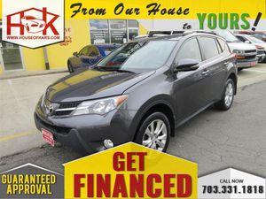 2014 Toyota RAV4 for Sale in Manassas, VA
