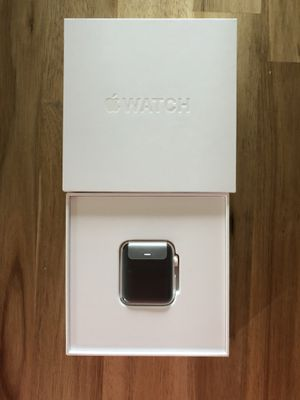 Brand new Apple Watch Edition White Ceramic 42 MM for Sale in Ashburn, VA