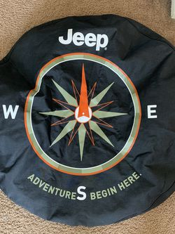 Jeep Spare Tire Cover for Sale in Anaheim,  CA