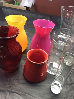 Flower vases for Sale in Elgin, IL