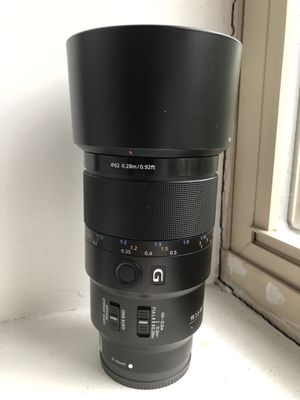 FE 2.8 / 90mm Macro G OSS for Sale, used for sale  New York, NY