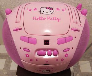 Hello Kitty CD Player for Sale in Camas, WA