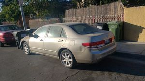 Parting Out 2005 Honda Accord for Sale in Moreno Valley, CA