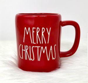 Rae Dunn MERRY CHRISTMAS Mug for Sale in Brooklyn, NY