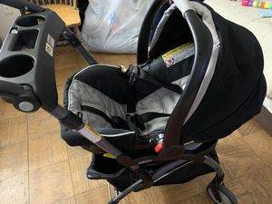 Graco infant stroller and car seat. for Sale in Rockville, MD