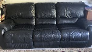 Leather Sofa for Sale in Pinole, CA