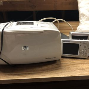 2 Sony Digital Cameras and HP Photo Printer for Sale in Glendale, CA